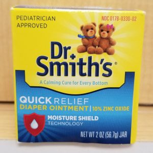 Dr. Smith Diaper Cream (2oz)